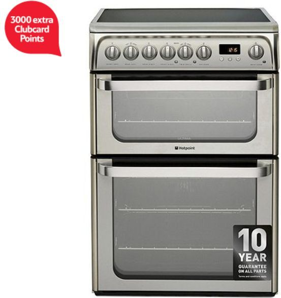 get 3000 clubcard points with selected hotpoint ultima large kitchen rh pinterest nz