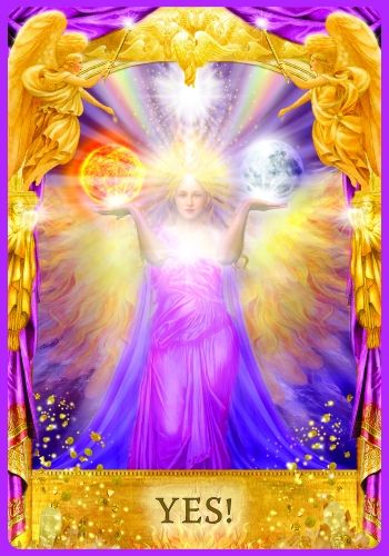 Get A Free Tarot Card Reading Using Our Oracle Card Reader Featuring Doreen Virtue S Angel Tarot Cards Cartes Oracle Tarot Des Anges Tirages Gratuits