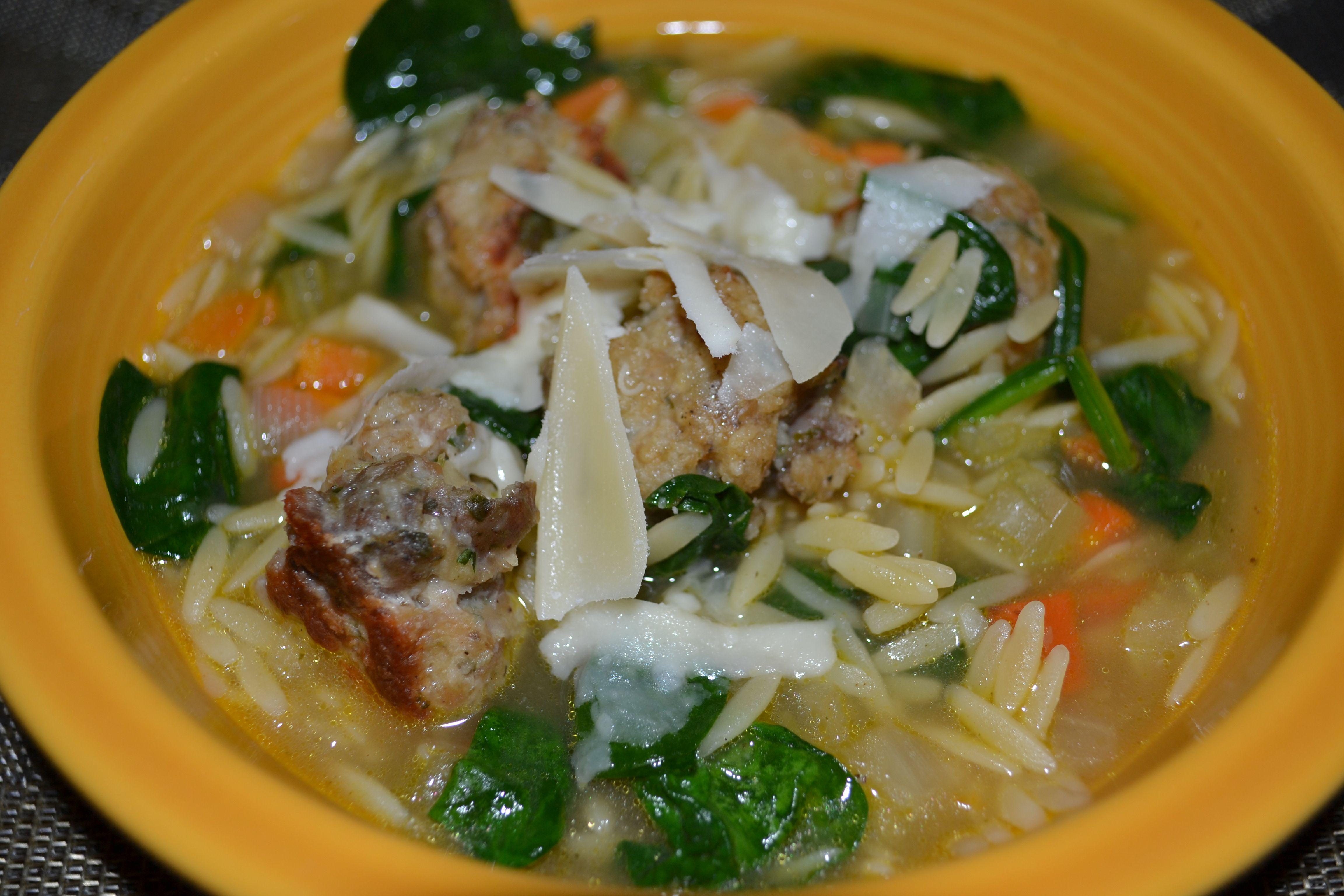Italian Wedding Soup Italian wedding soup, Wedding soup