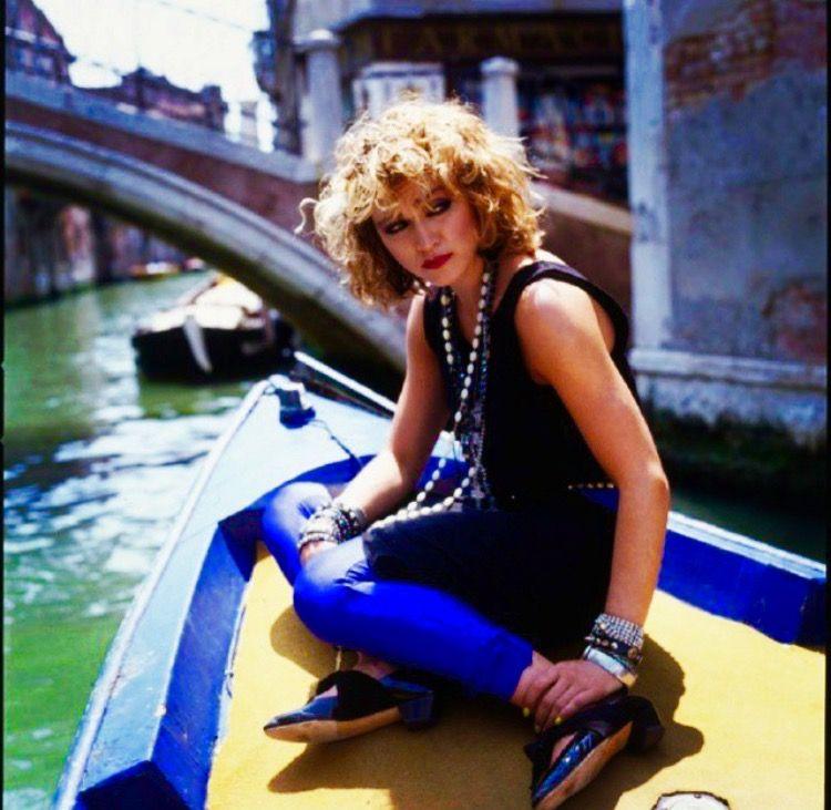 Pin by Iam Neferast on Music   Madonna young, Madonna