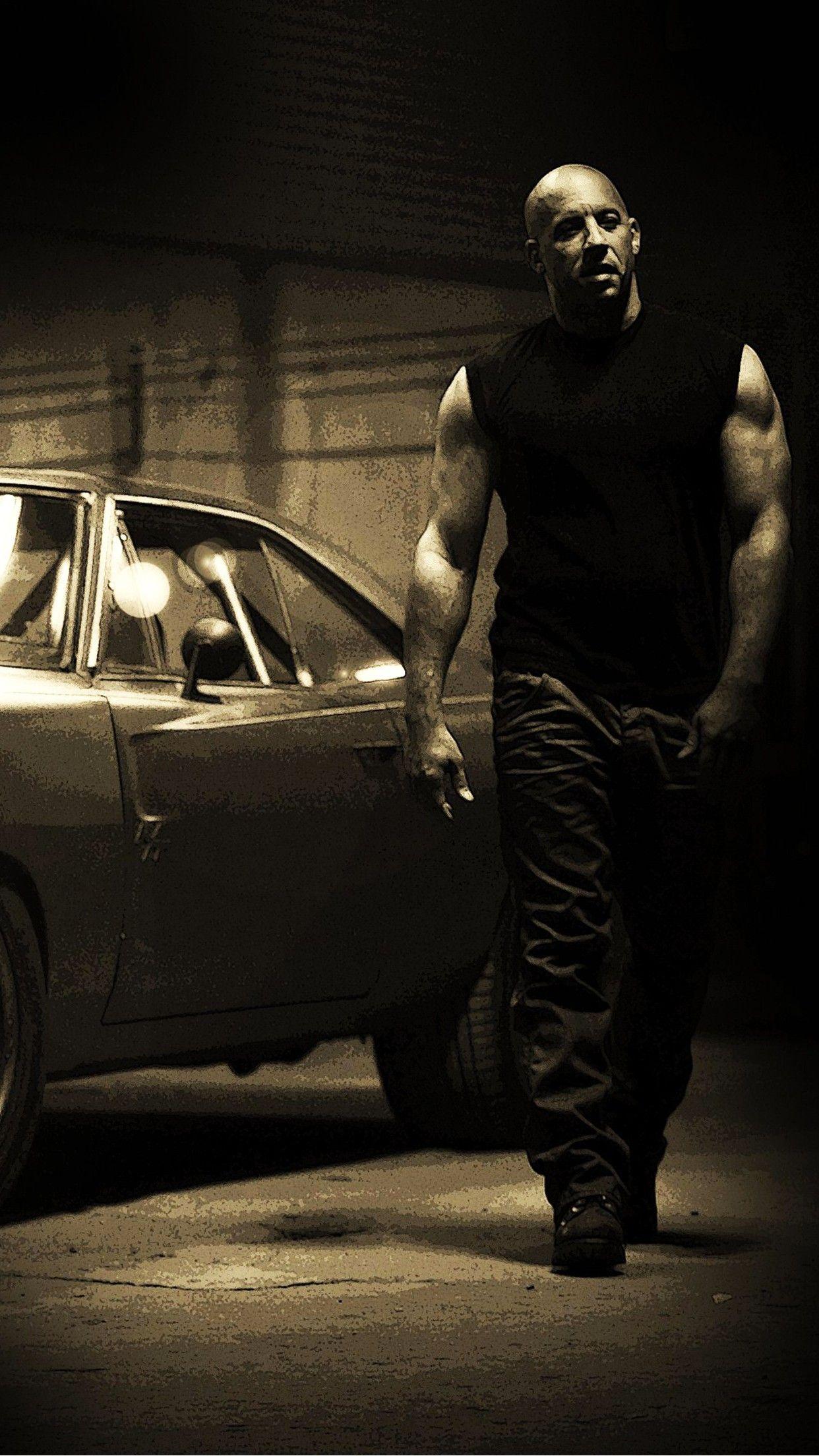Elegant Vin Diesel Hd Iphone Wallpaper Vin Diesel Fast And Furious Diesel