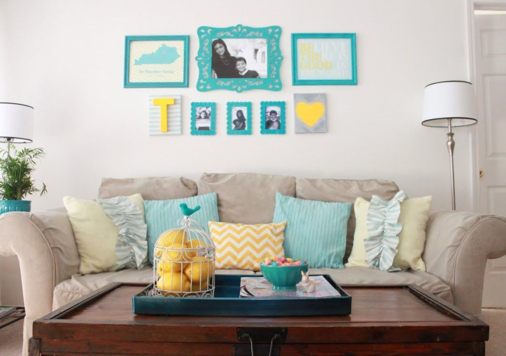Decoration The Incredible Soft Blue Sensation With