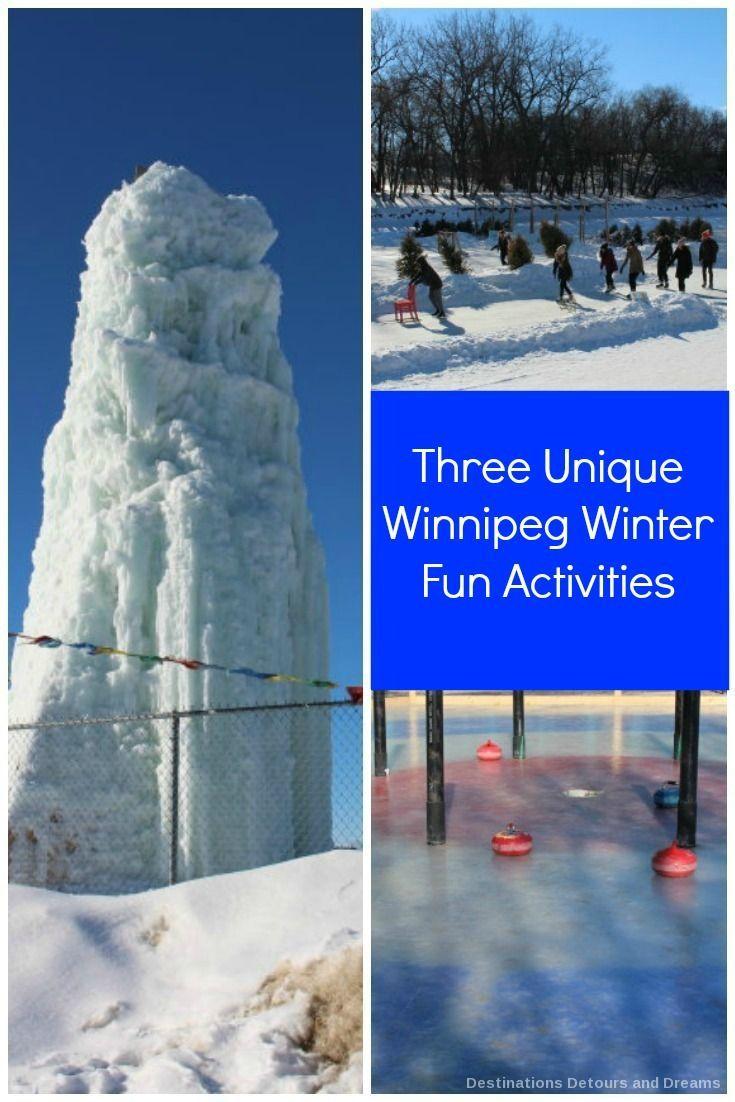 winter activities in winnipeg