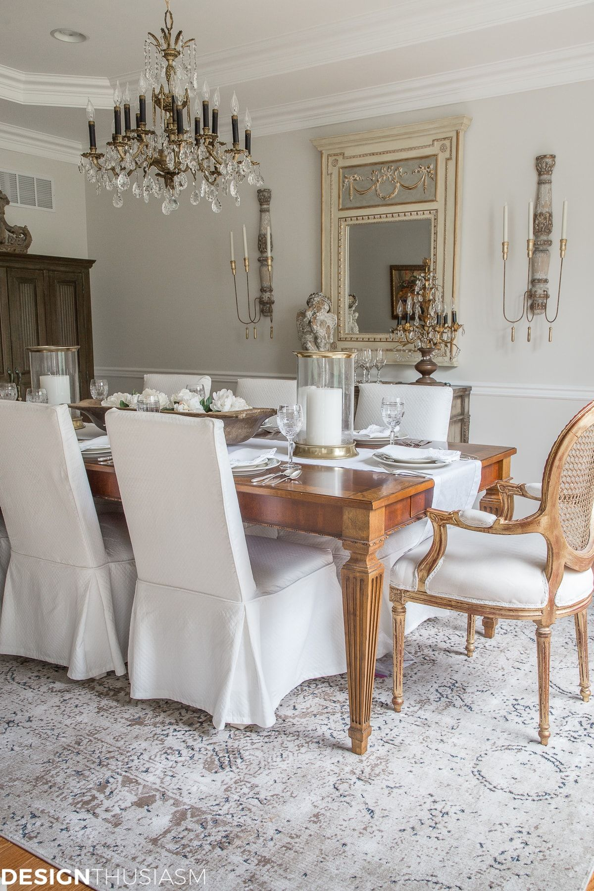 from old school to modern the evolution of a french country dining rh pinterest com