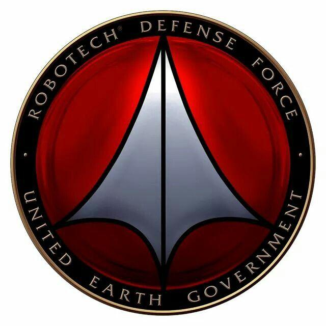 Macross Robotech UN Spacy Roundel Logo Emblem Insignia Sticker Decal Sheet