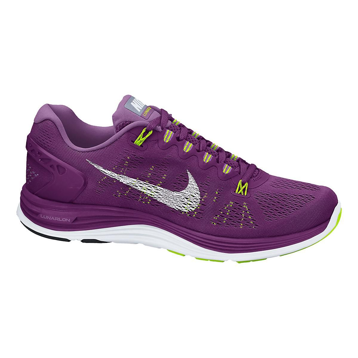 half off 02a35 f3a4d ... Buy your Nike Women s Lunarglide 5 Shoes - - Stability Running Shoes  from Wiggle.