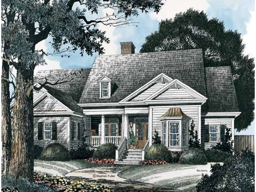Eplans Cottage House Plan A Warm