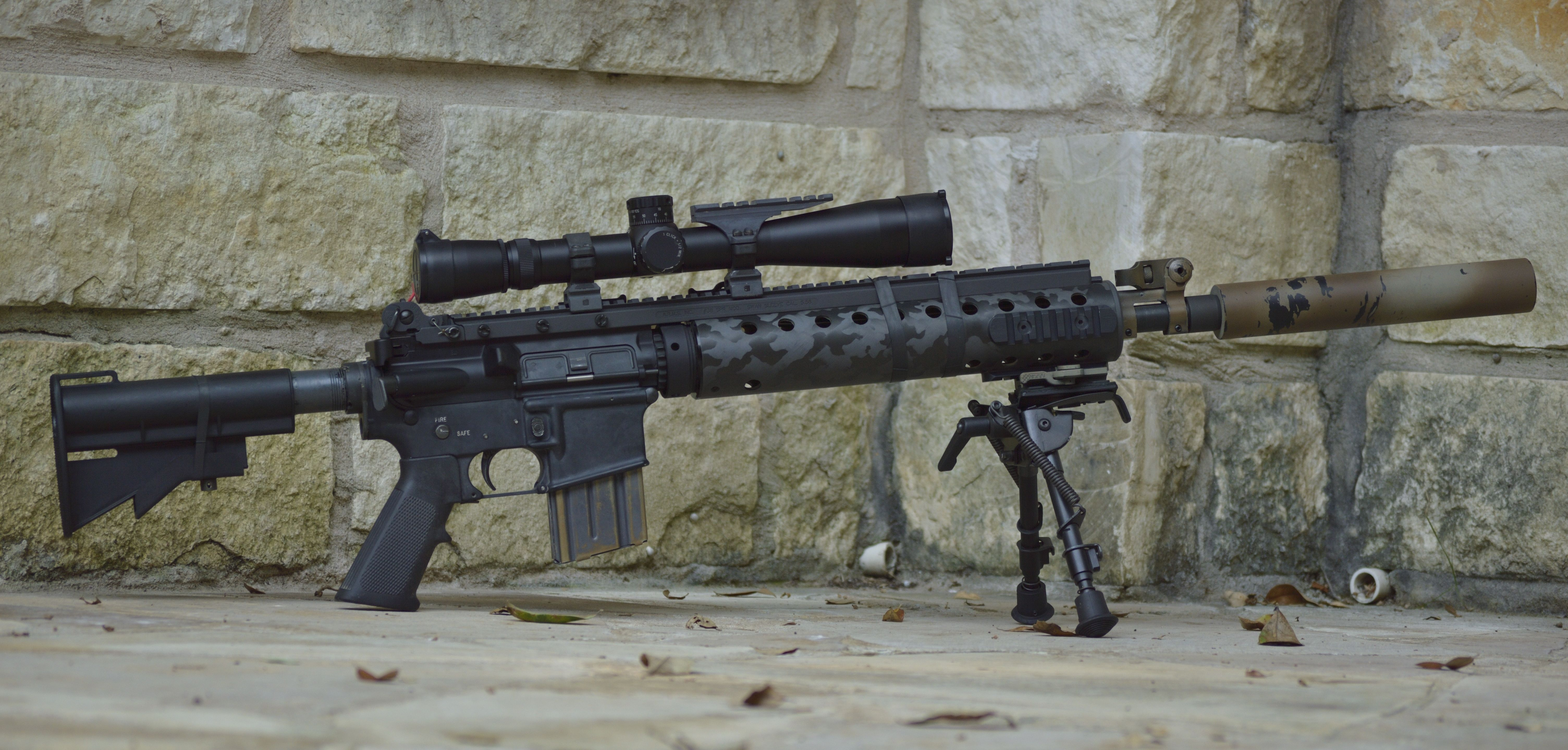 Official Mk12 Mod0, Mod1, ModH Photo and Discussion Thread - Page 1336 - AR15.COM