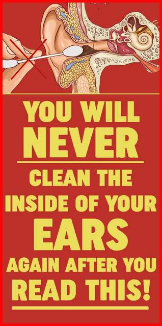 You Ll Never Clean The Inside Of Your Ears Again After You Read This Up Topic Health Health Articles Wellness Health And Fitness Articles