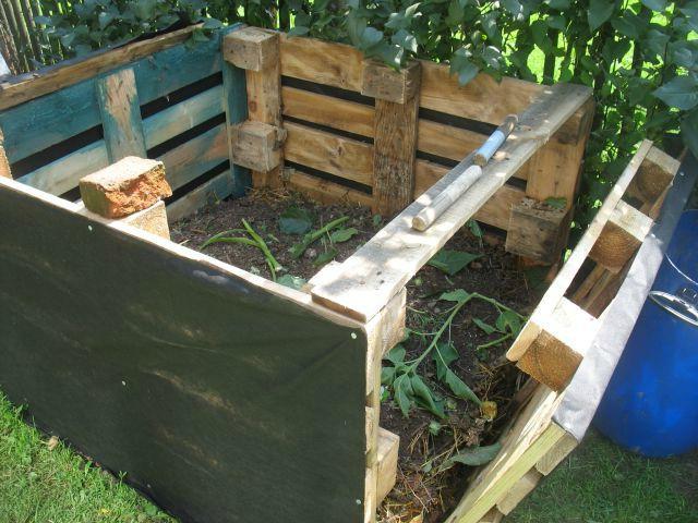 компостная яма как сделать