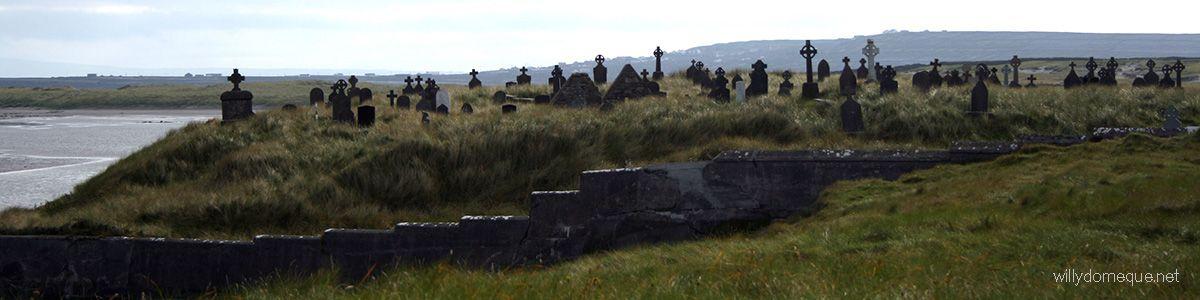 Cemetery of Aran Island