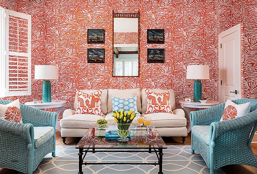 20 accent wall ideas you ll surely wish to try this at home rh pinterest com