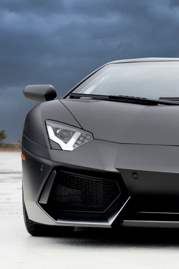 Genial Lamborghini Aventador