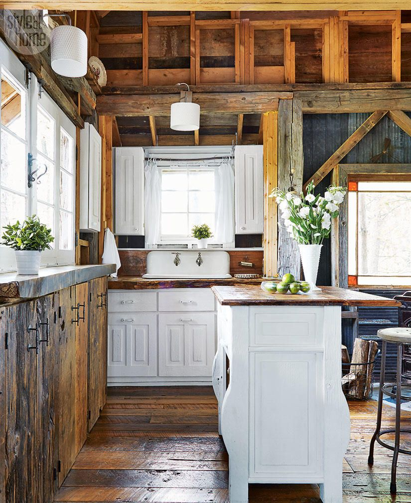 interiors kitchens rustic kitchen rustic kitchen rh pinterest com