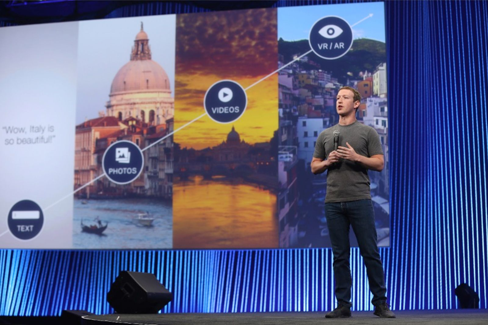 Facebooks virtual reality unit needs to speed up its