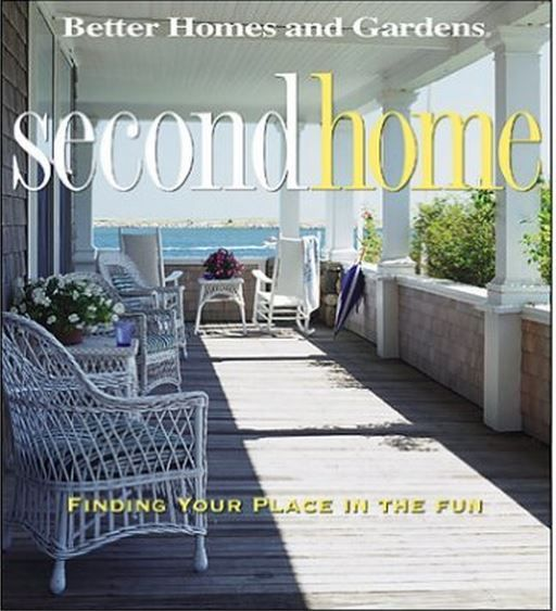 Second Home Decorating Ideas: In The BNOTP Library: Second Home: Find Your Place In The