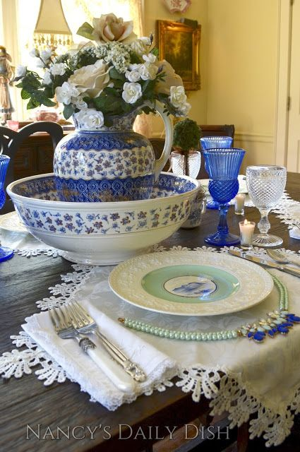 nancy s daily dish mothers day tablesetting with wedgwood queens rh pinterest com au