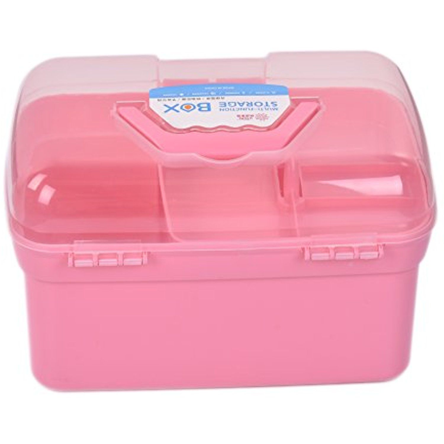 Pet Multi functional Storage Box Dustproof Outdoor Lightweight