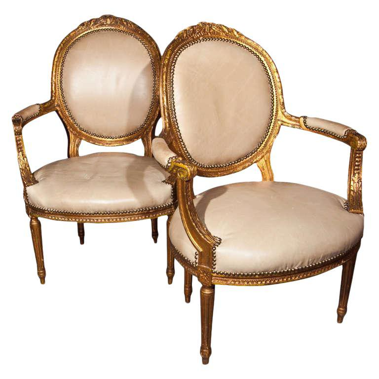 maison jansen french louis xiv armchairs a pair in 2019 products rh pinterest com