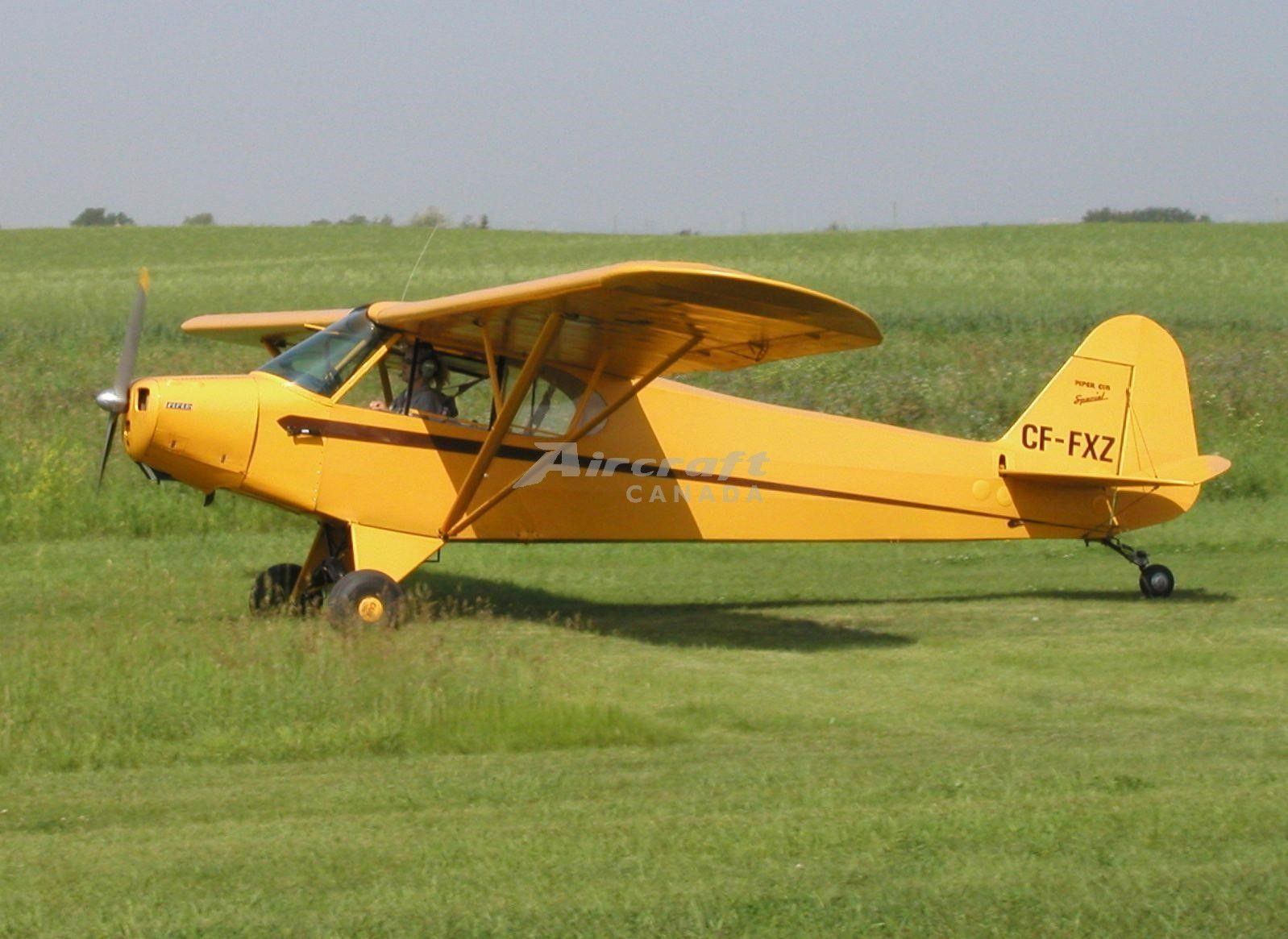 1949 piper pa 11 cub special for sale in calgary ab for Aircraft motors for sale