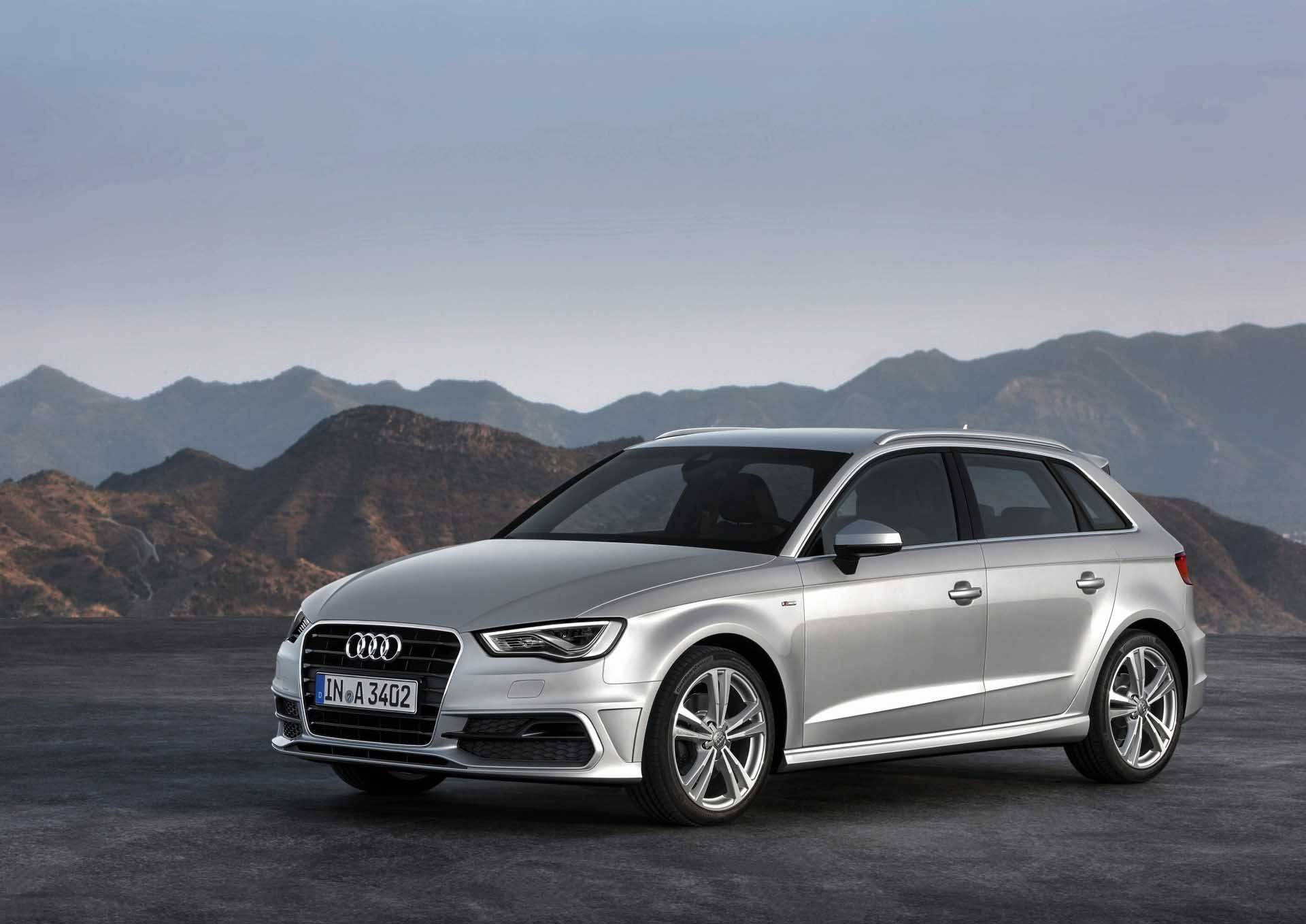 10 Great Audi A3 Sportback Silver Desktop Wallpaper Audi