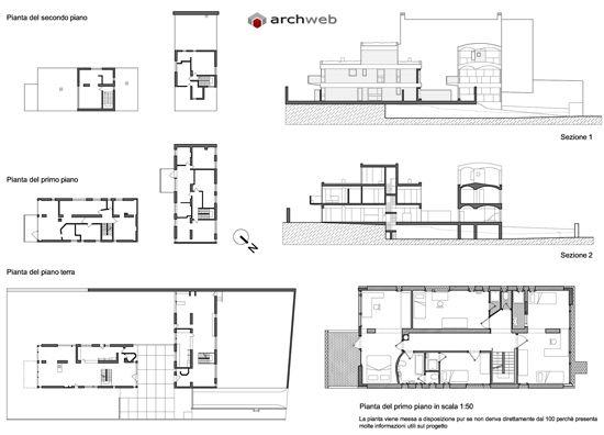 Le Corbusier Maisons Jaoul Neuilly Sur Seine France 1951 56 Le Corbusier Corbusier Architect