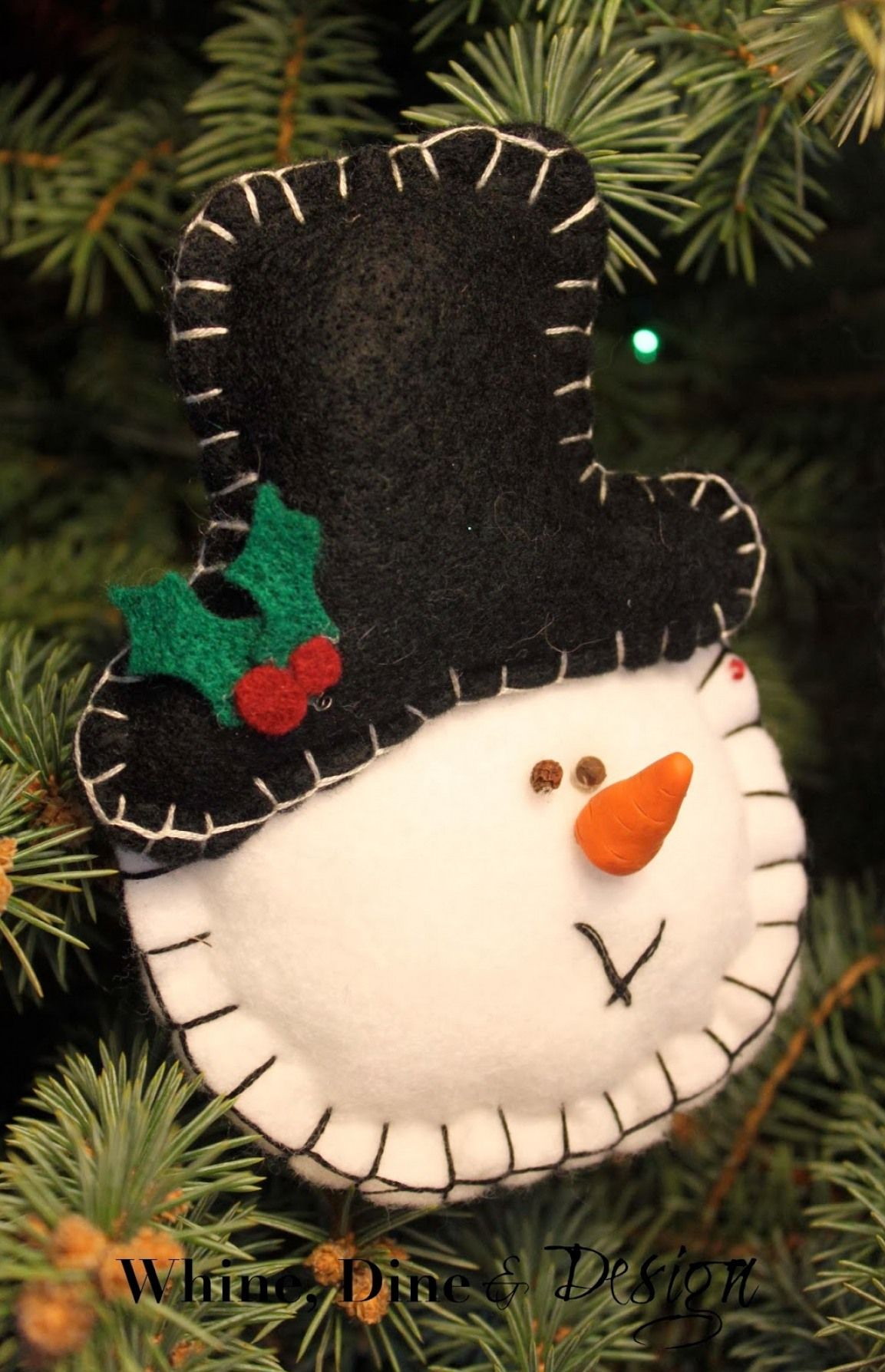 Christmas Felt Decorations Felt Crafts Christmas Felt Christmas Ornaments Christmas Ornaments To Make