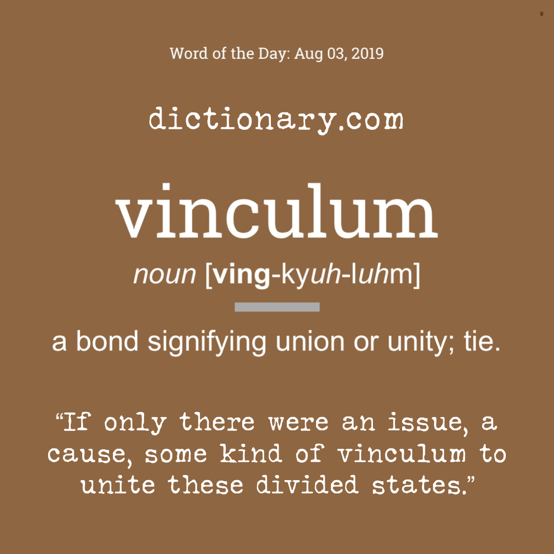 Pin by Mooseville USA on Words Words, Word of the day, Bond