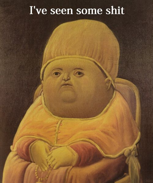 Classical Art Meme On Tumblr Renaissance Memes Art Meme Classical Art Memes