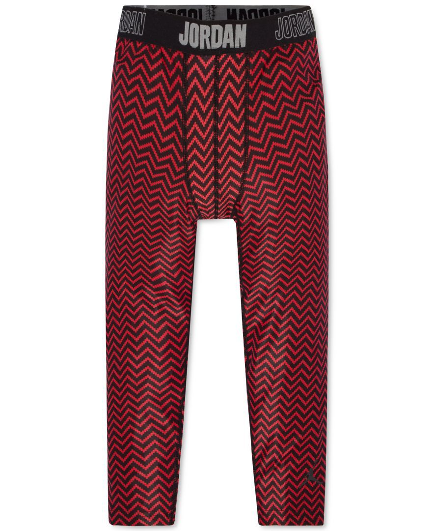 Jordan Boys Abstract Print Compression Pants Sports In 2018
