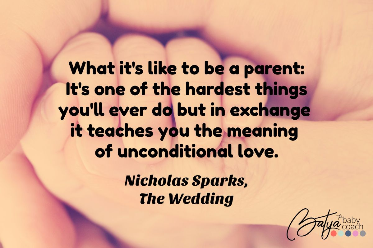 Quotes Unconditional Love Parenting Teaches You Unconditional Love And It's Worth All The