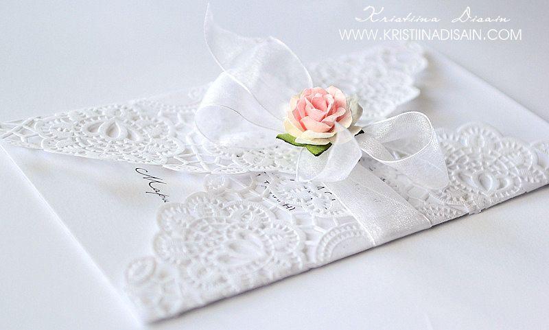 Pulmakutsed lilledega - pulmakutsed * wedding invitations * свадебные приглашения