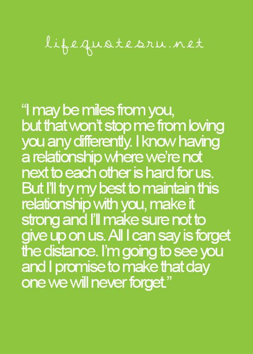 Monthsary message for her long distance relationship