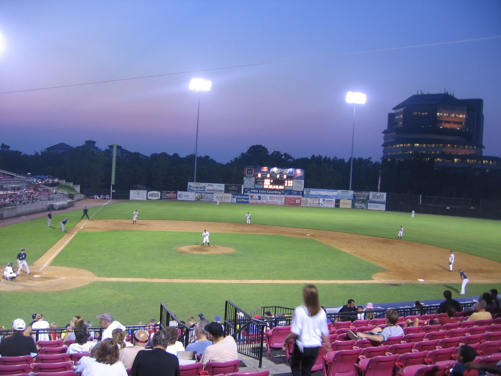 Come On Out To Yogi Berra Stadium To Catch Some Jackals Baseball Yogi Berra Baseball Stadium