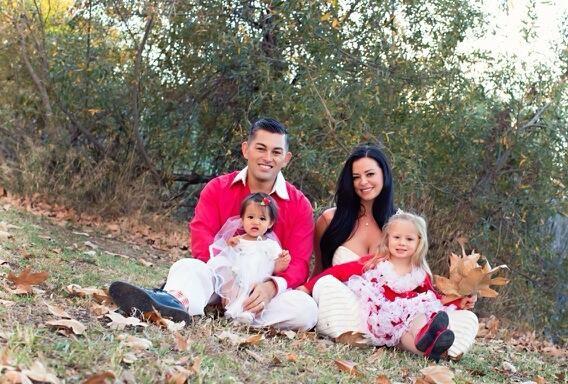 Candice Michelle, Her Husband Dr Ken Gee Ehrlich -3006