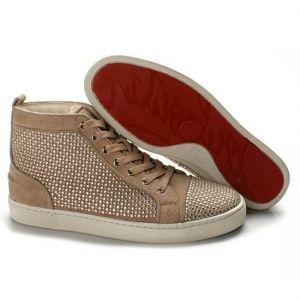 watch 70739 d8c29 Christian Louboutin Mens Sand | CL | Sneakers, Louboutin ...