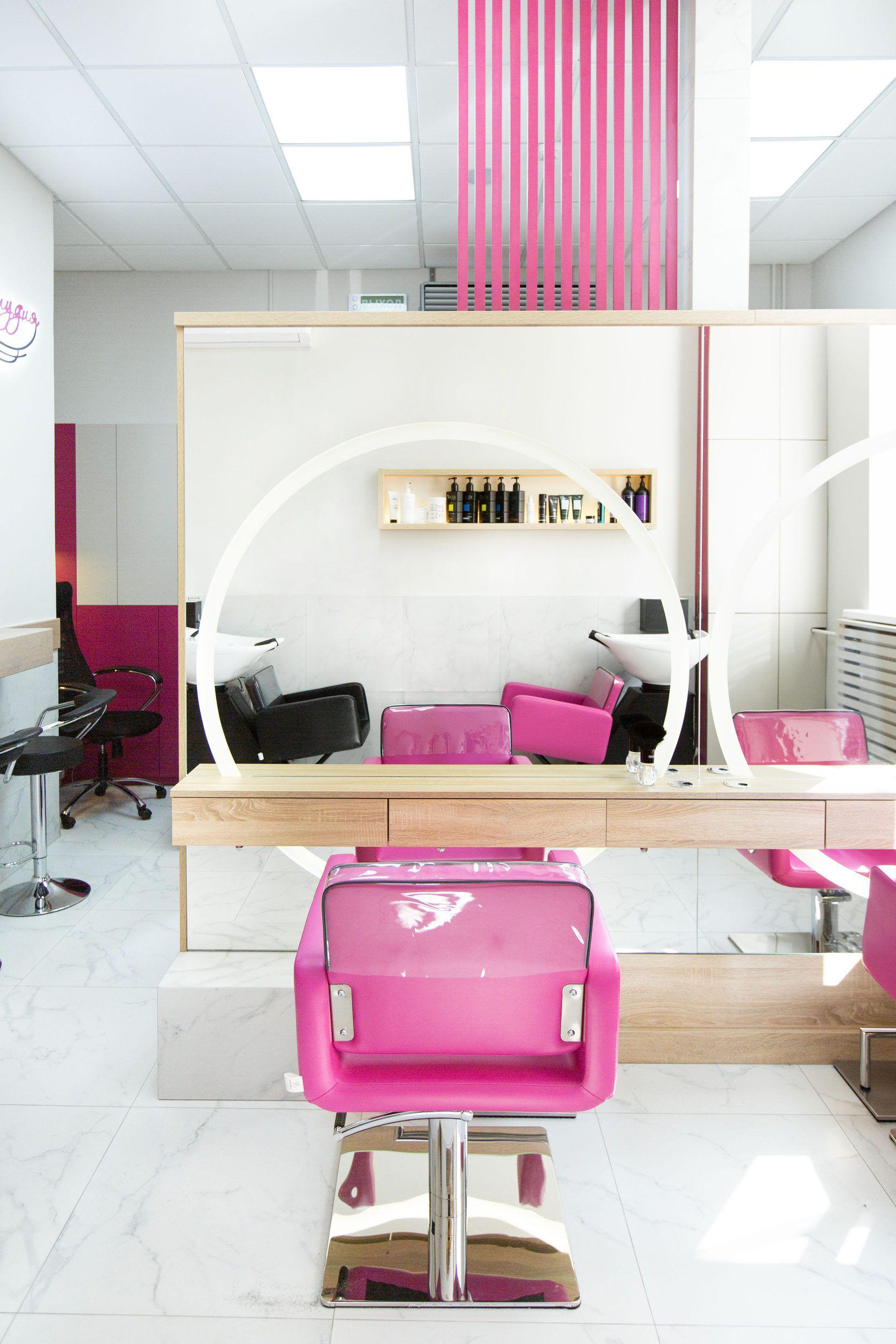 Интерьер салона красоты - эксклюзивно на Our-Interior.com | 2519x1680