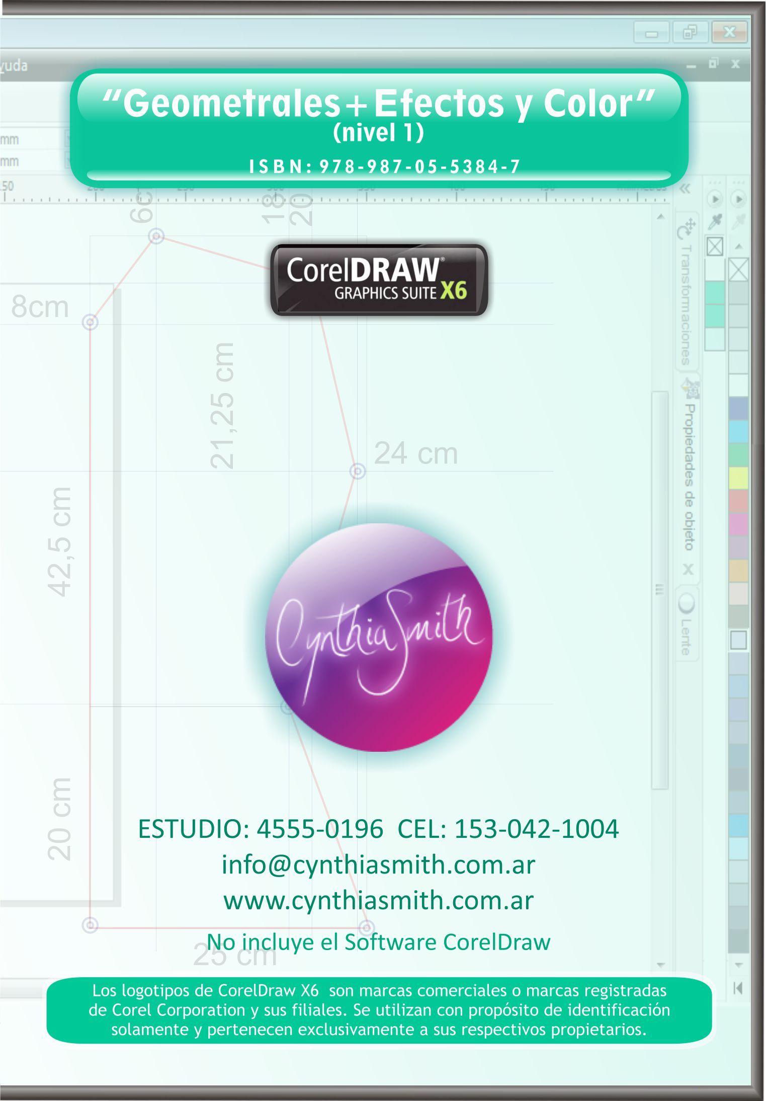Line color in coreldraw - Curso De Dise O De Moda A Distancia Geometrales Efectos Y Color Coreldraw