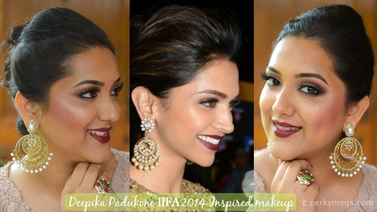 Deepika Padukone IIFA 2014 inspired makeup tutorial