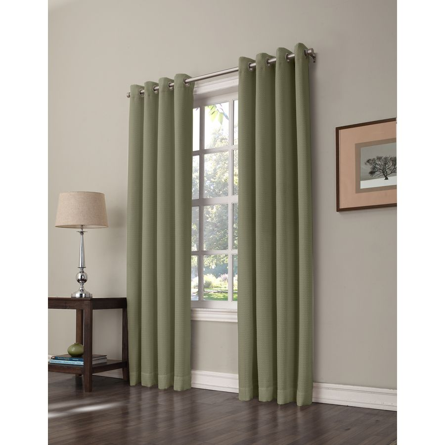 drop free bedroom supersoft pencil pair x pleat dp curtains of blackout inc readymade green width tie thermal sage viceroybedding curtain