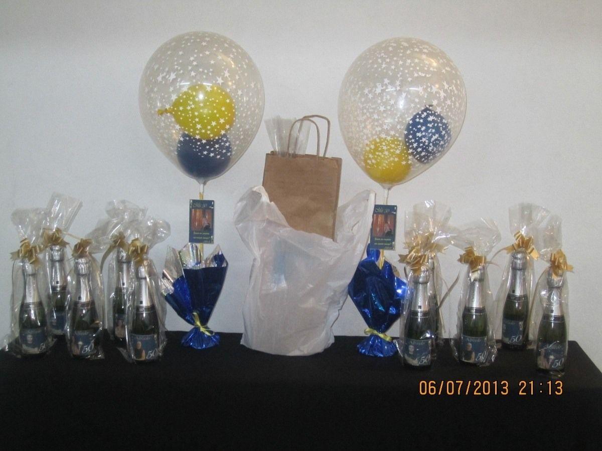 Centro de mesa con globos cumplea os comunion bautismo boca - Globos de cumpleanos ...