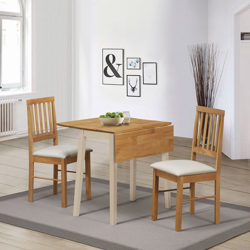 Buy Mcbeth Storage 2 Seater Dining Table Set Honey Finish Online
