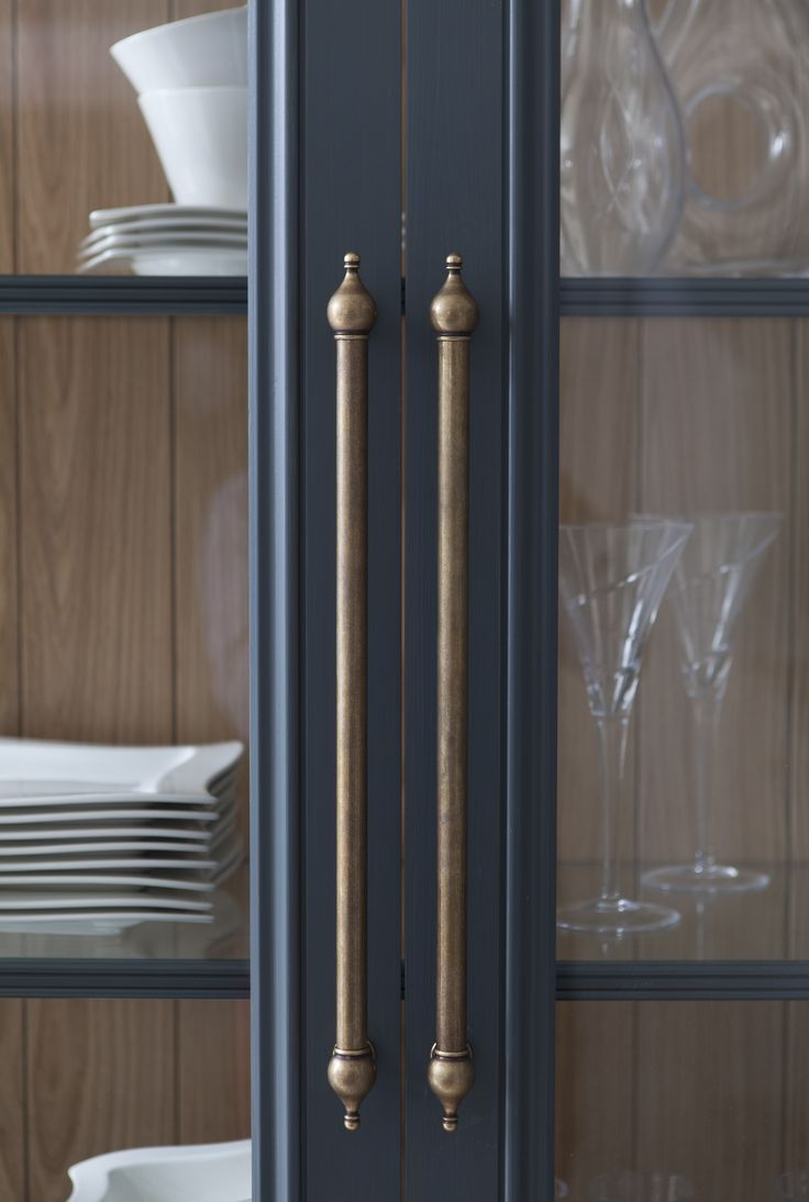 Kitchen Kitchen Cabinet Handles On Endless Glass Cabinets And Dark ...