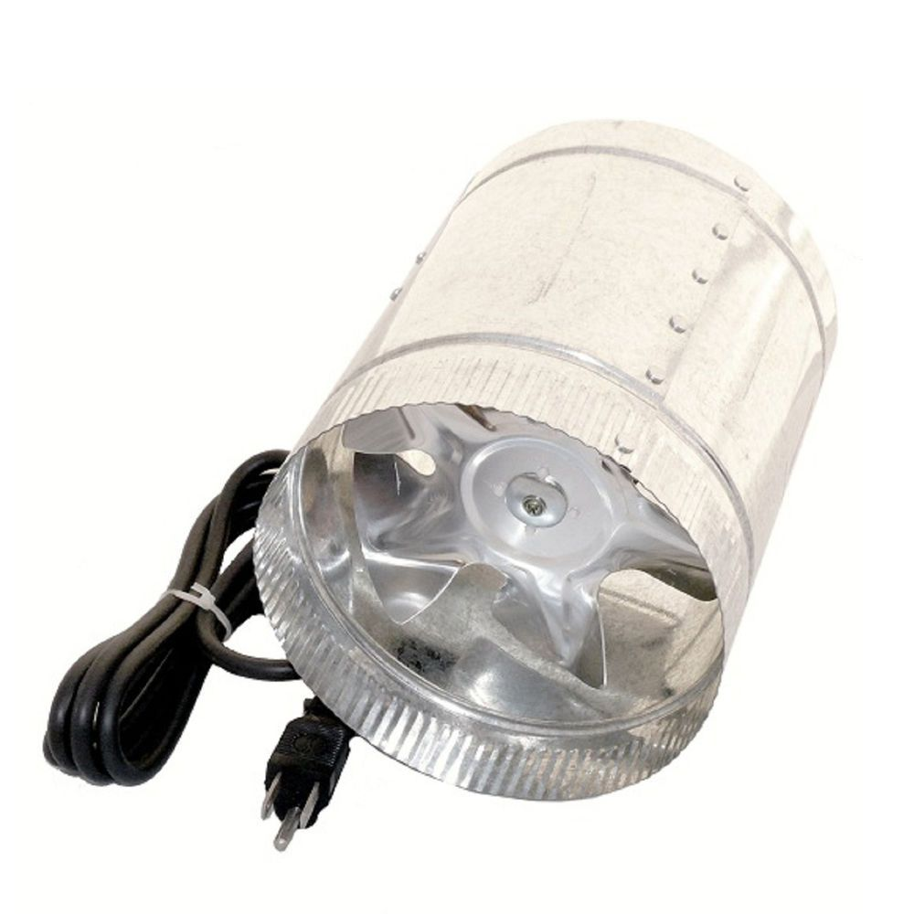 Ventech 4 6 8 Inch Duct Booster Inline Blower Fan This Is Like 32 On Ebay Free Shipping 400cfm All You Need Blower Fans Commercial Range Hood Range Hood