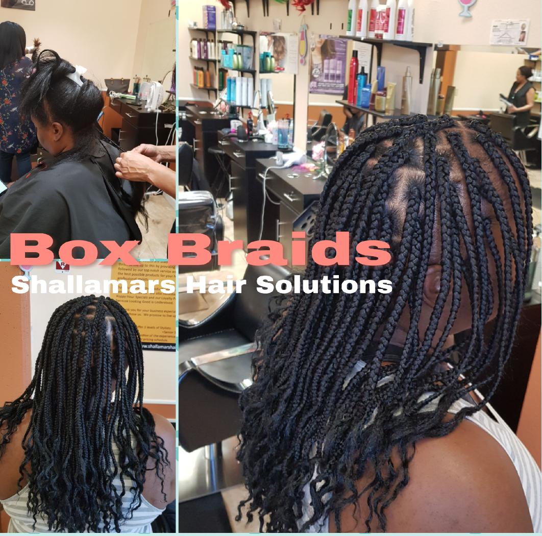 Box Braids Orlando Fl | Weave hairstyles, Hair replacement ...