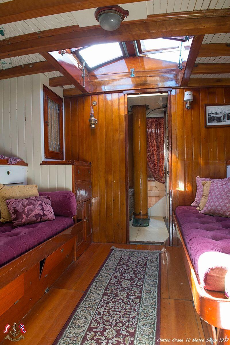 Sailing Yacht Interior Sailboat Interiors Sailboat Interior
