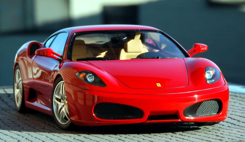 Ferrari F430 1/24 Scale Model Model cars collection