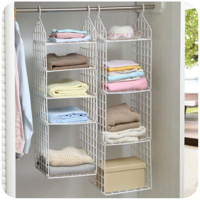 cheap storage holders racks on sale at bargain price buy quality rh pinterest co uk Building Closet Shelves Clothing Storage Shelves