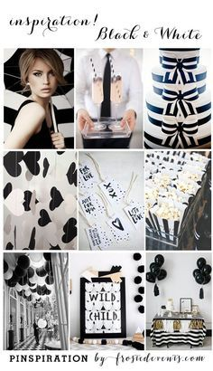 Black and White Insp
