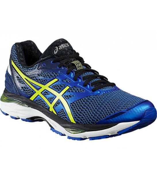 fb6f46141 ASICS GEL-CUMULUS 18 CBO IMPERIAL SAFETY YELLOW BLACK